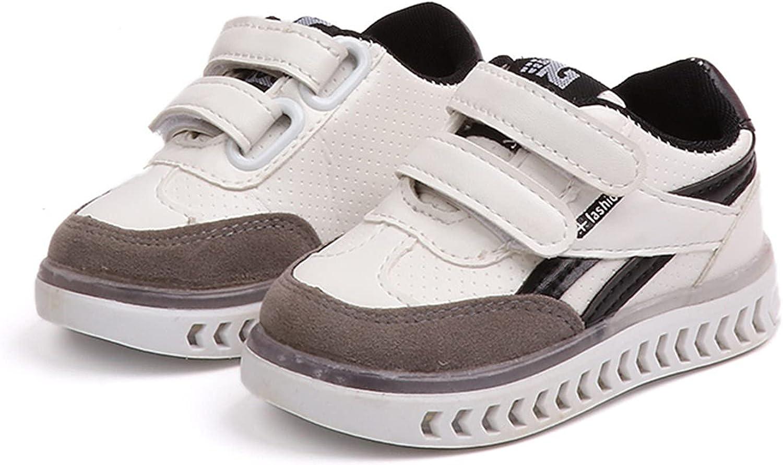 GoodLock(TM) Toddler Baby Girls Boys Shoes Led Light Luminous Running Sneaker Children Cute Sports Shoes
