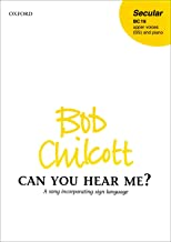 Can you hear me?: Vocal score