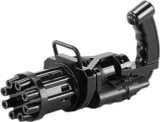 لعبة مسدس فقاعات الصابون الالي 2 في 1 من نوك، مناسب كهدية للاطفال
