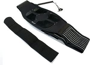 prorelax Cinturón terapéutico - para aparatos TENS y EMS para la terapia del dolor y la construcción de músculo