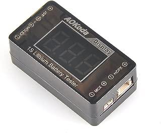 Best 1s lipo battery voltage Reviews