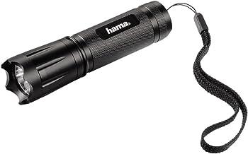 """Hama LED-zaklamp""""Classic"""", C-118, zwart"""
