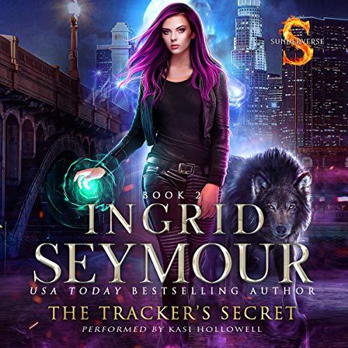 The Tracker's Secret Audiobook By Ingrid Seymour cover art