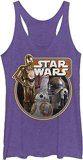 Star Wars Women's Droids T-Shirt