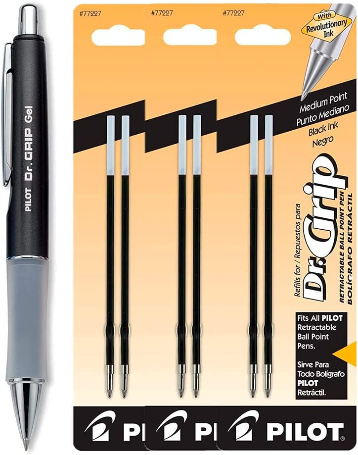 Ballpoint Pens Set Philadelphia Mall - Refillable and M Pen Be super welcome Retractable