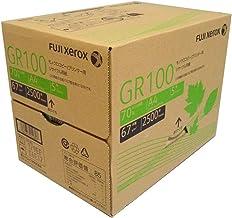富士ゼロックス リサイクルコピー用紙 GR100 A4 2500枚/5冊/箱 ZGAA1285