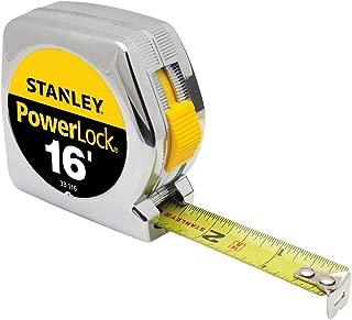 Stanley 33-116 16-Foot PowerLock Tape Rule
