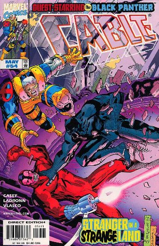 cable 54 marvel comics - 5