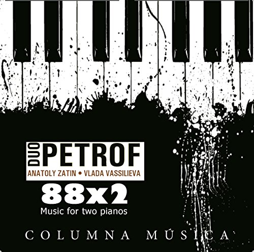 88x2: Music for two pianos