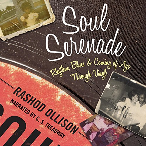 Soul Serenade audiobook cover art