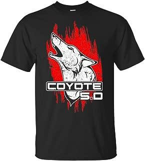 Best coyote mustang apparel Reviews