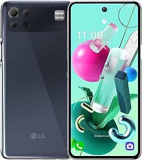 "LG K92 5G (128GB, 6GB) 6.7"" FHD+, Snapdragon 690, 64MP Quad Camera, US 5G / Global 4G LTE AT&T Unlocked (Cricket, Global/N..."