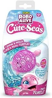 ROBO ALIVE Cute Seas Tiny Turtle Purple VIOLETTE Swim Twirl Glide