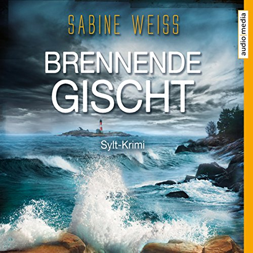 Brennende Gischt audiobook cover art