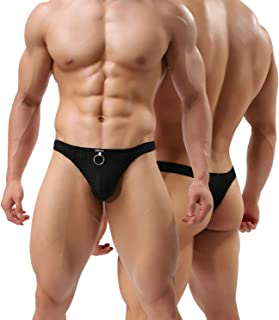 MuscleMate Hot Men's Thong Underwear, 2018 F/W Collections, Men's Thong Undie T-Back, Premium Quality