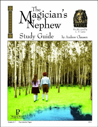 The Magician's Nephew Study Guide
