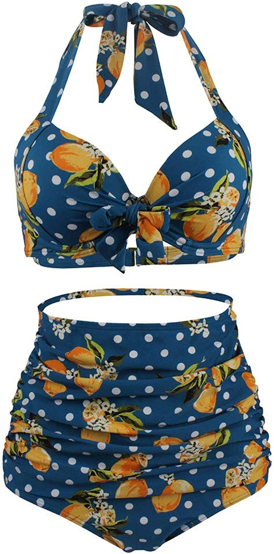 Spa Swimsuit Slim Slim Bikini high Waist Halter Sexy Split Swimsuit