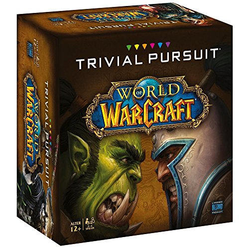 wow World of Warcraft - Original Trivial Pursuit - Kartenspiel | Blizzard Entertainment
