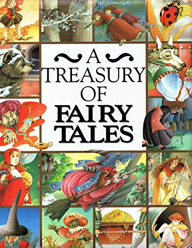 Treasury of Fairy Tales 0867888318 Book Cover