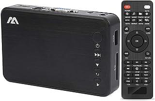 日本市場で強力 HDMI高品質再生マルチ出力メディアプレーヤーフルHD1080P互換EarthDR
