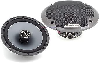 Alpine - SPE-6000 - Full Range Car Speakers