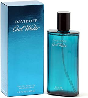 Cool Water by Davidoff, 4.2 oz Eau De Toilette Spray for Men