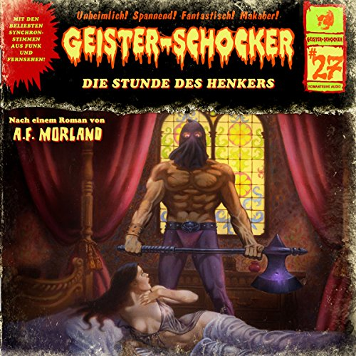 Die Stunde des Henkers  By  cover art
