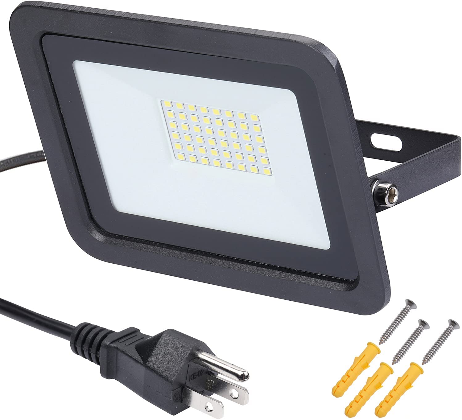 Ultra-Thin Max 77% OFF 50W IP68 Waterproof Outdoor LED Lighting Max 56% OFF Flood P with