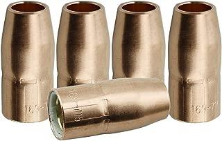 WeldingCity 5 Gas Nozzles 169-715 169715 1/2