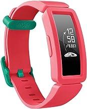 Fitbit Ace 2, de waterdichte activiteitstracker voor kinderen vanaf 6 jaar, biedt motiverende uitdagingen voor het hele ge...