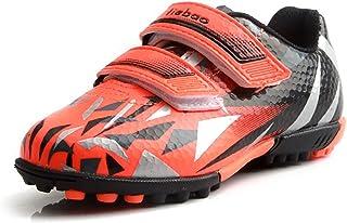 Saekeke Chaussures de Football Enfants légers TF Chaussures de Football garçons Filles en Plein air résistant à l'usure Pr...