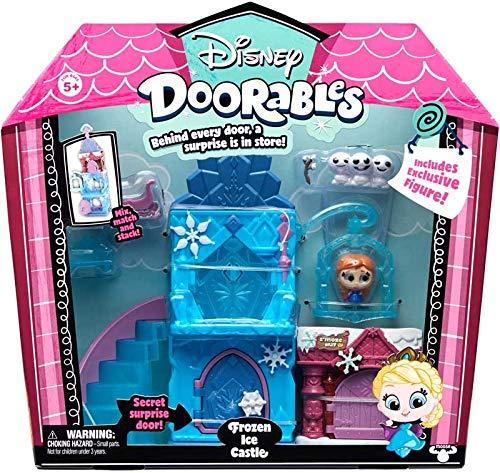 Disney Doorable Themenspielset - FROZENS Ice Castle - Hinter jeder Tür ist eine Überraschung im Laden