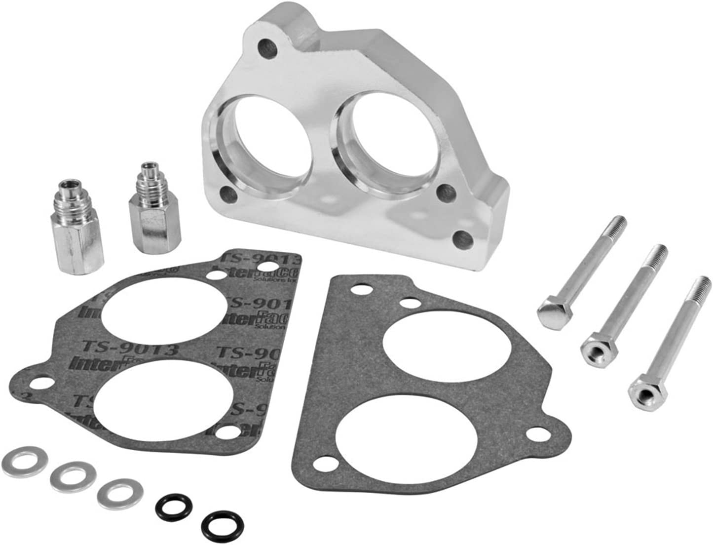 Spectre Performance 11253 Throttle Body 7.4L Free Inexpensive Shipping Cheap Bargain Gift 198 Truck GM Spacer