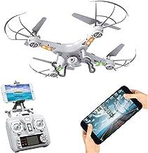 SUPER TOY Wi-Fi RC Quadcopter 360P HD Camera Drone