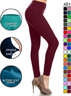 686cdd65ab6 Leggings Depot High Waisted Leggings -Soft   Slim - More Colors   1000+  Prints