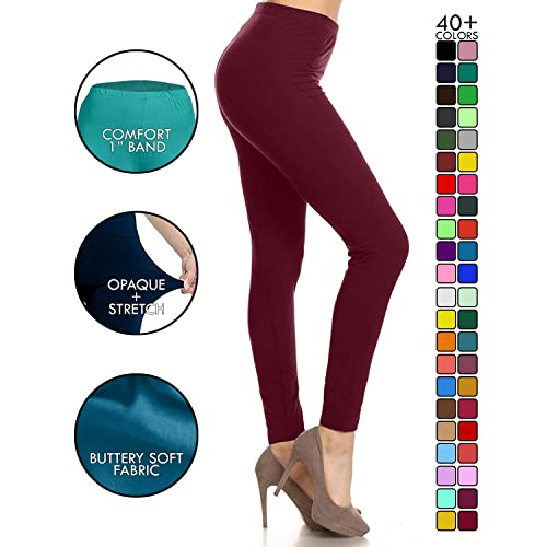 e7ccdc876d709d Leggings Depot High Waisted Leggings -Soft   Slim - More Colors   1000+  Prints