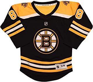 Outerstuff Boston Bruins David Pastrnak NHL Youth Replica Jersey