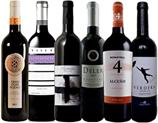 Pack de Vino Tinto | Vinos económicos y sorprendentes |