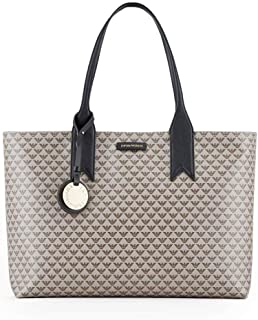 Luxury Fashion | Emporio Armani Womens Y3D099YFG5A83941 Beige Tote | Fall Winter 19