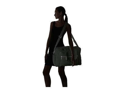 Travel Black Vera Bradley Bag Iconic Deluxe Classic Weekender TTIx0q ... d9cb2fd54cad1