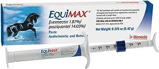 Equimax 14.03 Praziquantel/1.87 Ivermectin Paste
