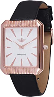 New Fande Women's White Dial Synthetic Band Watch - NF010235