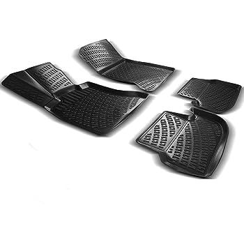 Gummimatten Fußmatten Von Eight Tec Passgenau Et Gummi Cz38023 E70 Auto