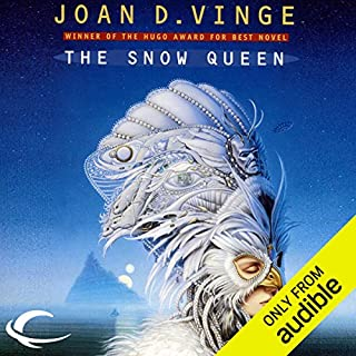 The Snow Queen                   By:                                                                                                                                 Joan D. Vinge                               Narrated by:                                                                                                                                 Ellen Archer                      Length: 20 hrs and 41 mins     166 ratings     Overall 4.3