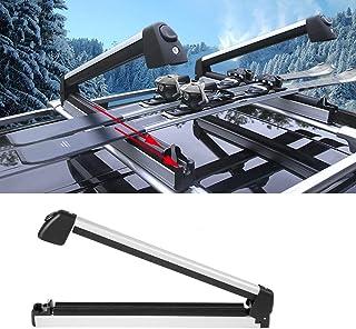 Coches Negro SUV GOTOTOP Box De Techo Coche Furgonetas Bolsillo de Techo Bolsos Techo De Coche Gigante Capacidad Bolsa portaequipajes Impermeable para Camiones