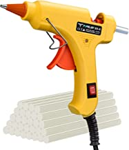 Hot Glue Gun, TopElek Upgraded 15W/25W Dual Temp Mini Glue Gun with 30pcs Glue Sticks,..