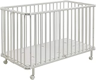 Geuther Kinderbett Mayla - Kinderklappbett Mayla, in Weiß 1131KB WE