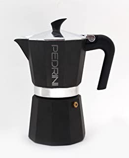 ماكينة اسبريسو من بيدريني 911462 ، أسود