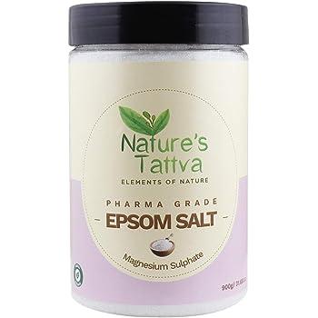 Nature's Tattva Magnesium Epsom Salt, 900g