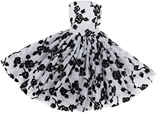 SM SunniMix 1/4 Scale Girl Dolls Clothes Princess Dress Gown for 45CM Ball Jointed Doll, for LUTS SD Party Wear